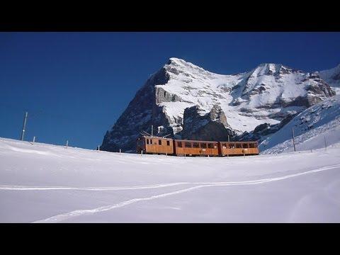Gletscherwunder Jungfraubahn - Eine Legende wird hundert Jahre alt