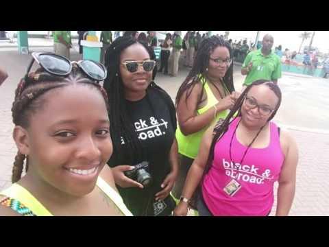 GIRLS TRIP TO NASSAU, BAHAMAS - CARNIVAL LIBERTY CRUISE