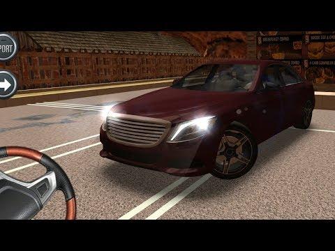 Mercedes E250 Driving School 2016, Mercedes E250 Arizona with Steering Wheel, Car Driving Games
