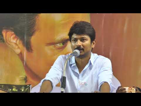 Udhayanidhi Stalin Good speech in DMK Public Meeting