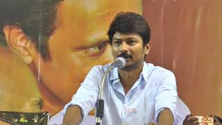 Udhayanidhi Stalin Good speech in DMK Public Meeting