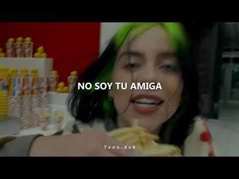 Billie Eilish - Therefore I Am [ Sub.Español + video official ]