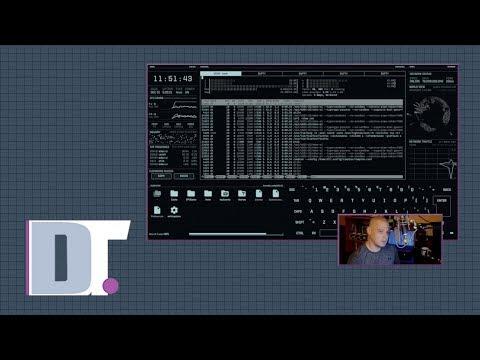 eDEX-UI - Fullscreen Terminal Inspired By Hollywood