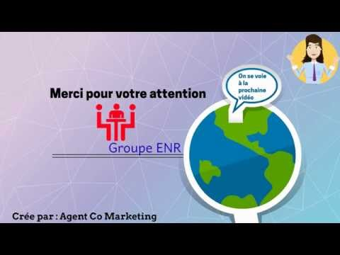 GROUPE ENR HOLDING   une bref introduction