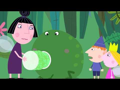 Ben y Holly - Los Juegos Duendes - CAPITULOS COMPLETOS - Dibujos Animados