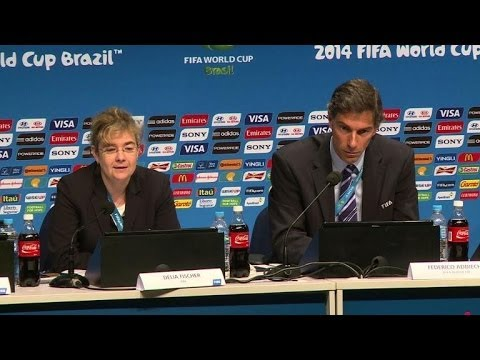 FIFA will not comment on Uruguay president remarks