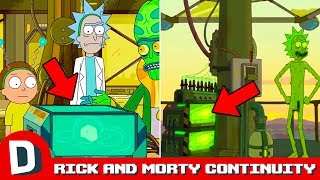 10 Times Rick and Morty Paid Incredible Attention to Continuity thumbnail