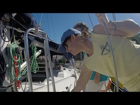 Ep 31 Sailboat Shopping: Tayana 52 in Antigua, W.I.