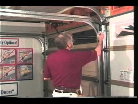 Martin Garage Door Track Extensions