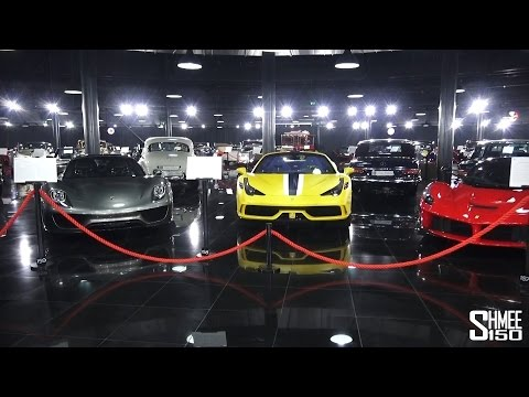 Romania's Best Car Collection