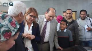 بالفيويو| في ذكرى رحيلها .. مكتبة الإسكندرية تفتتح معرضا لفاتن حمامة