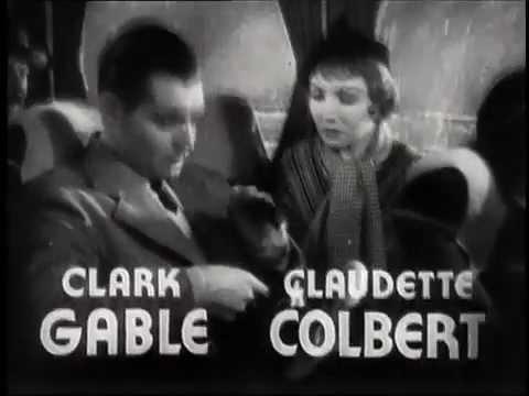 It Happened One Night (1934) - trailer