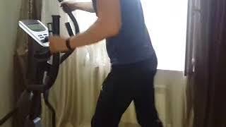 Эллиптический тренажер как средство для похудения