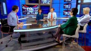 Fox News Contributors Mock Sarah Palin During Break thumbnail