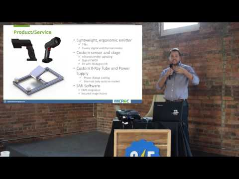 ATDC Demo Day Pitch - Micro C Imaging - Medical Device