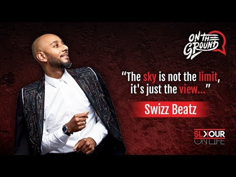 On The Ground: Swizz Beatz On Poison Release Date, Levelling Up x His Connection With African Music