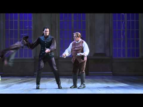 Don Giovanni: The Champagne Aria ('Fin ch' han dal vino') sung by Teddy Tahu Rhodes