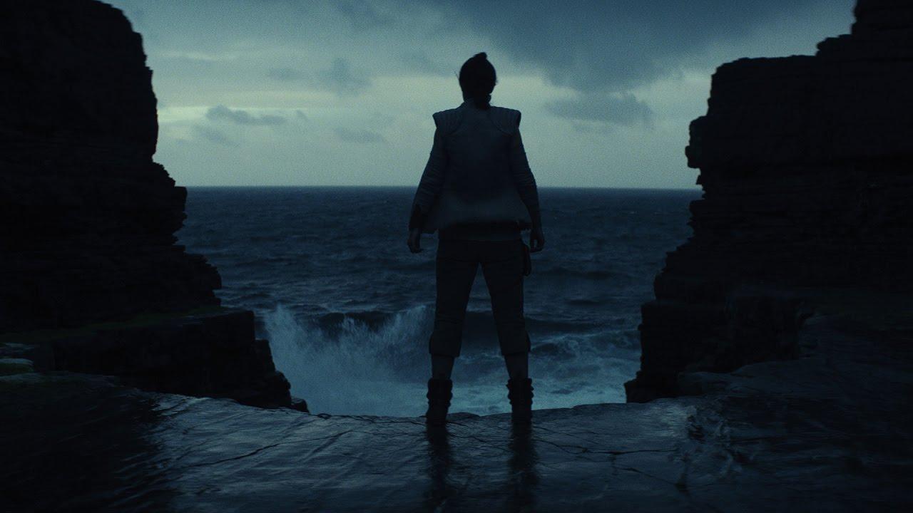 Gwiezdne wojny: ostatni Jedi - zwiastun #1 [napisy]