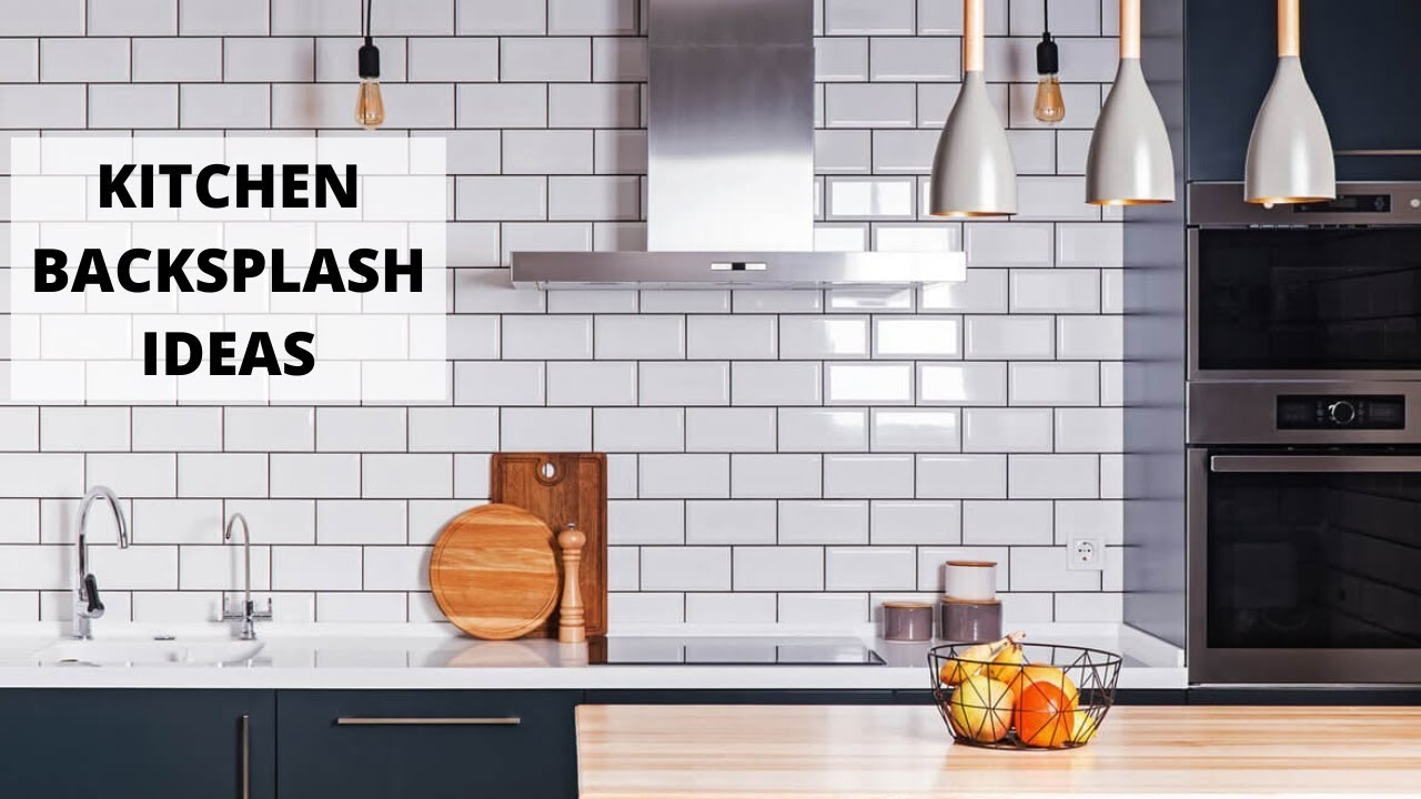 20 Modern Kitchen Backsplash Ideas 2020 Tiles Marble Glass Designs Youtube