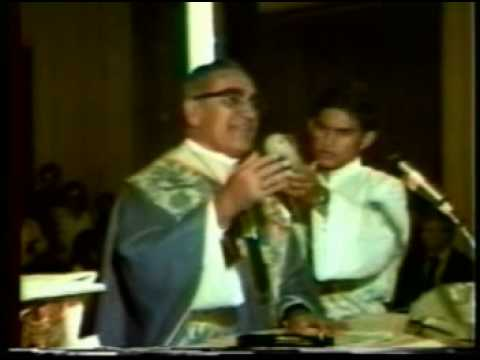 Archbishop Oscar Romero Assassination El Salvador 1980