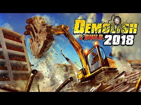 Demolish & Build 2018: Let's Tear It Down!