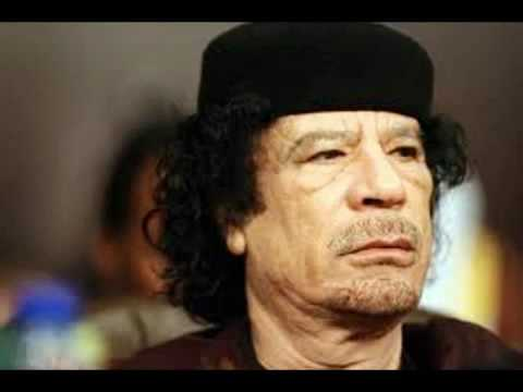 Demonization of Colonel Khaddafy   Media Lie about Libya    LIBYA WAR
