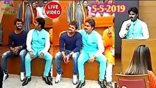 देखिये पवन सिंह और खेसारी लाल एकसाथ पहुँचे BJP दफ्तर दिल्ली Pawan singh Khesari lal news