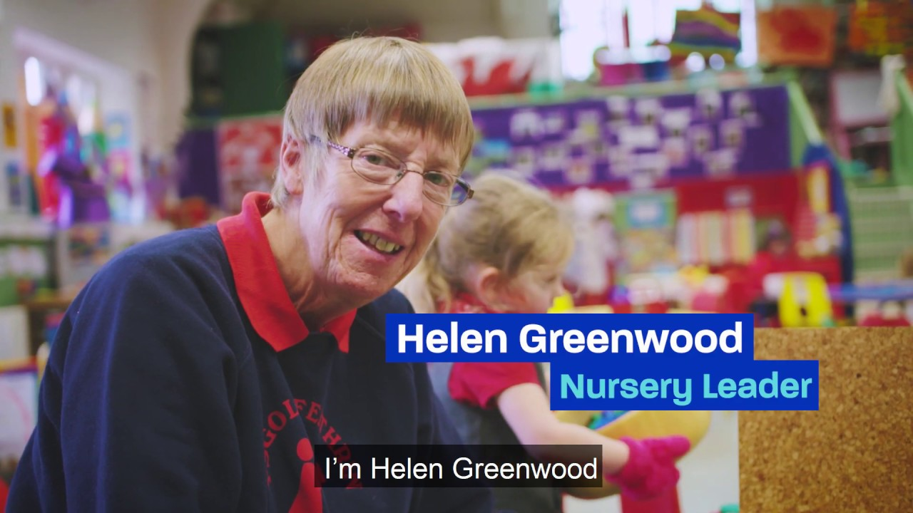 Helen Greenwood Nursery Leader You