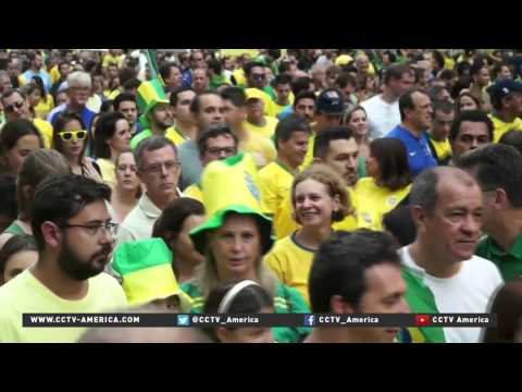 President Rousseff loses support from Brazil