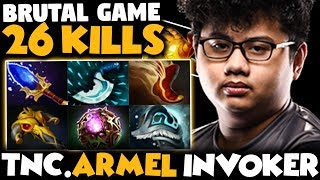 ARMEL INVOKER TURN ON MIRACLE- MODE | THERE IS NO CHANCE FOR OHAIYO TO WIN THE GAME - Dota 2 Invoker