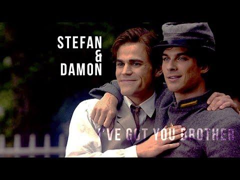 Stefan & Damon || I've Got You Brother