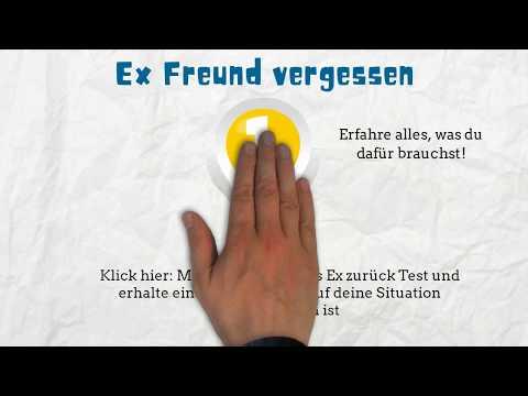 Ex Freund Vergessen Anleitung Und Wege Zum