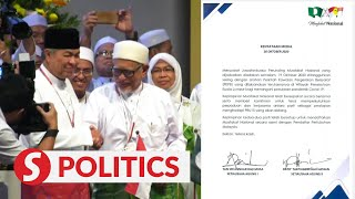 PAS, Umno to officially register Muafakat Nasional as a political entity with ROS