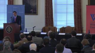 Governing Intelligence:  Keynote: David Cohen, Deputy Director, CIA
