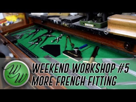 The Living Workshop and Unboxing Record Power Tools - Ben's Weekend Workshop #5
