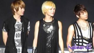 111120 SHINee Onew u0026 Minho - Make Wishes@K-Friends Concert in Taiwan