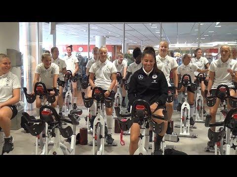 Die U 19-Frauen vor dem EM-Halbfinale
