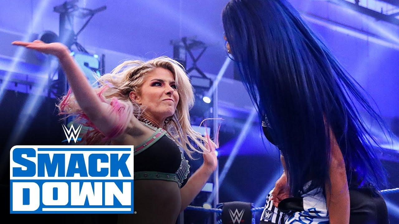 Download Alexa Bliss vs. Sasha Banks: SmackDown, May 29, 2020