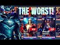 The WORST Metal Character! Injustice Gods Among Us 3.2! iOS/Android!