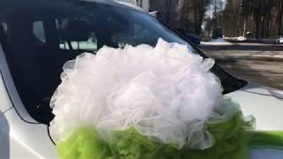 Аренда BMW X3 на свадьбу