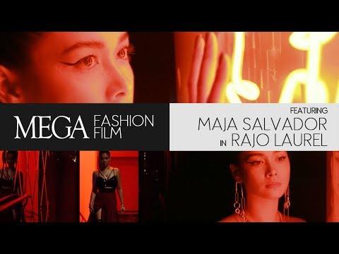 MEGA Fashion Film feat. Maja Salvador in Rajo Laurel