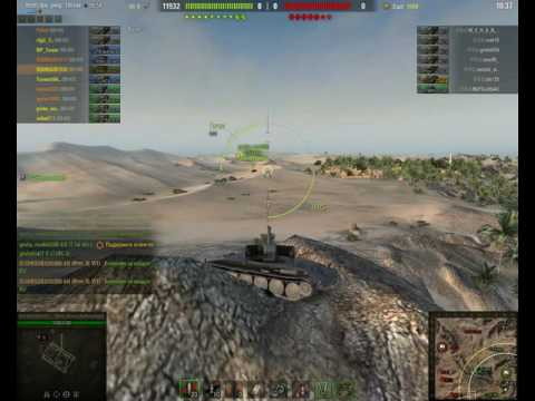 Battle on the global map 1