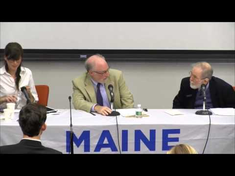 The 2014 Maine Law Review Symposium (Part 3: Model Cities and Urban Development)