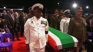 A final farewell to Nelson Mandela