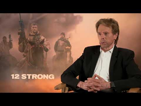 12 Strong: Producer Jerry Bruckheimer Official Movie Interview