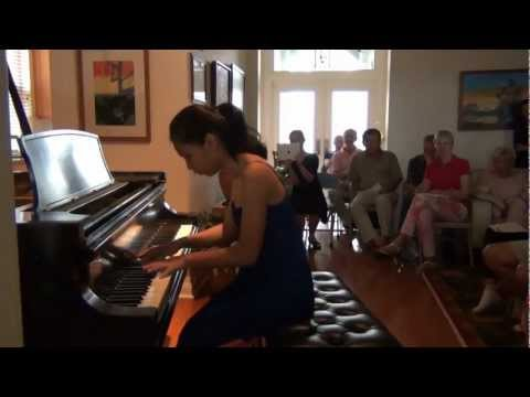 Chopin Piano Sonata No. 2 Op. 35 Performance By 15-year-old Student Catherine Zeng