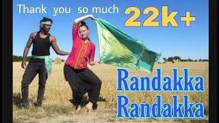 Randakka Randakka | Andangkaka kondakari Dance cover