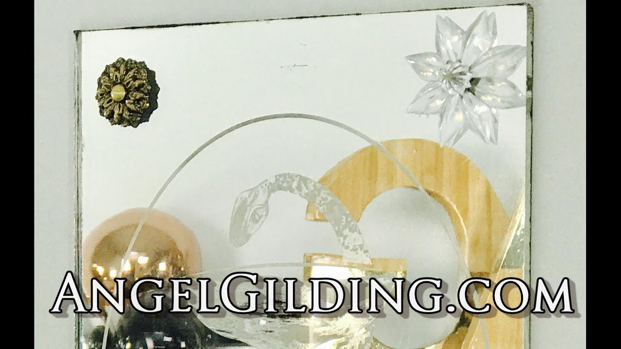 How To Use Rosettes Hang Mirrors And Glass Art