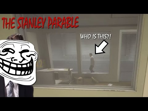FINDING ANOTHER PERSON IN THE PARABLE! | The Stanley Parable [5]