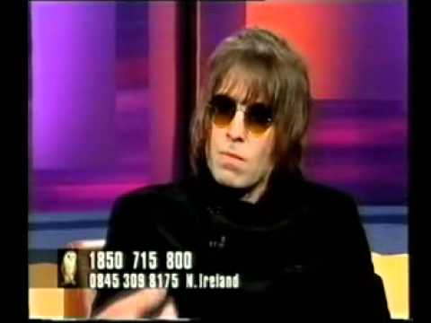 Liam Gallagher - Interview 2003 (Rare)